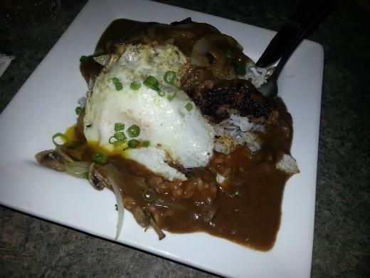 Loco Moco - המבורגר בסגנון הוואי