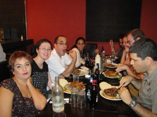 יומנגס מארחים מפגש של קהילת המבורגר ישראל