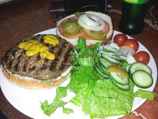 ההמבורגר של השדרה 34