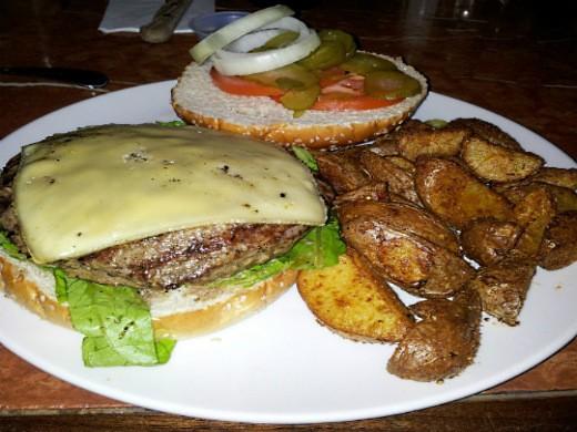 הצ'יזבורגר של השדרה 34