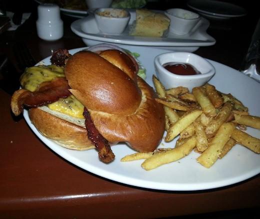 המבורגר מומלץ בסקוטסדייל - Fleming's