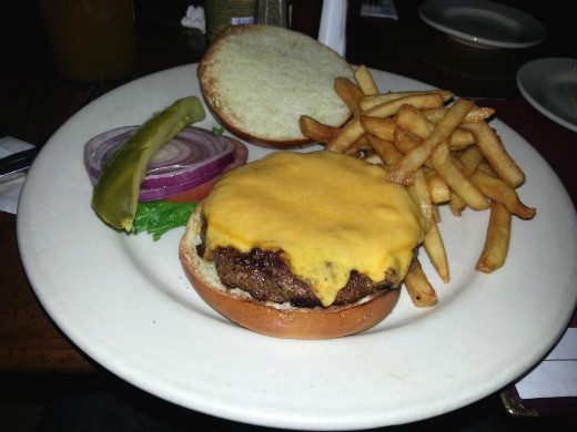 O'llunney's Irish Pub - המבורגר פאב בניו יורק