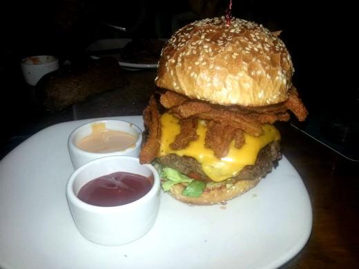 outback steakhouse - המבורגר במוואי, הוואי