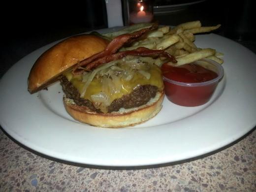 The Diner Burger - המבורגר בניו יורק