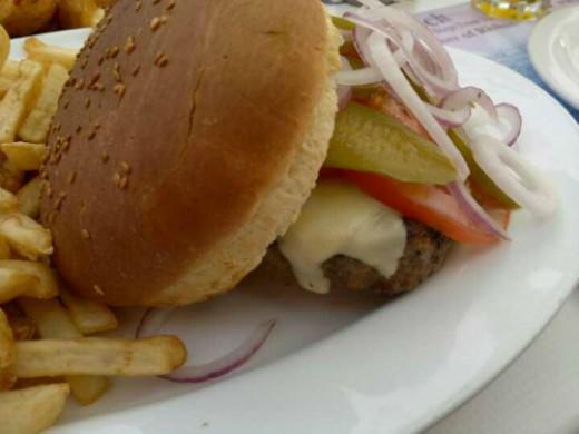 ההמבורגר של לילה ביץ'