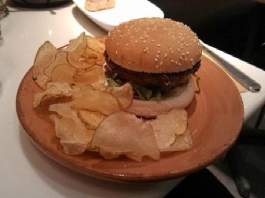 ההמבורגר של Maxela רומא