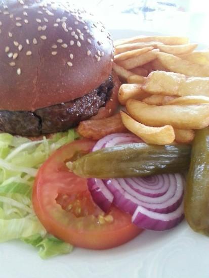 ההמבורגר של קימל