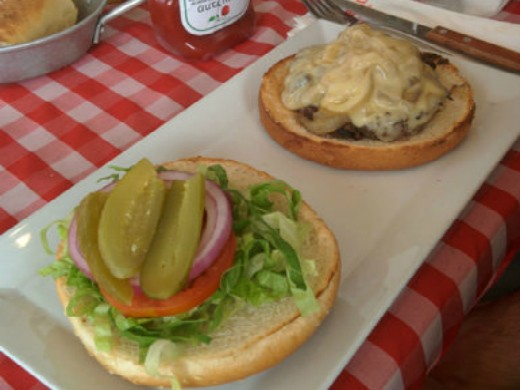 מיטבול צ'יזבורגר
