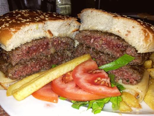 XO burger רמת השרון