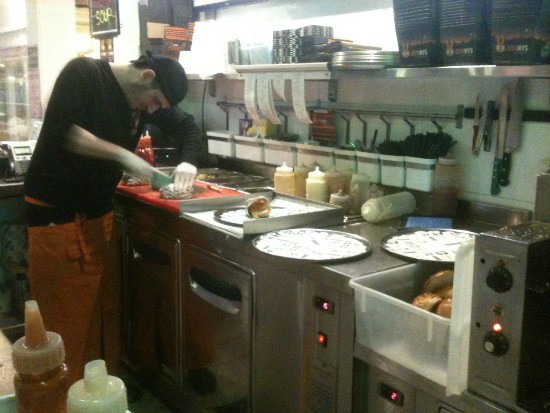 המטבח של באניס חיפה