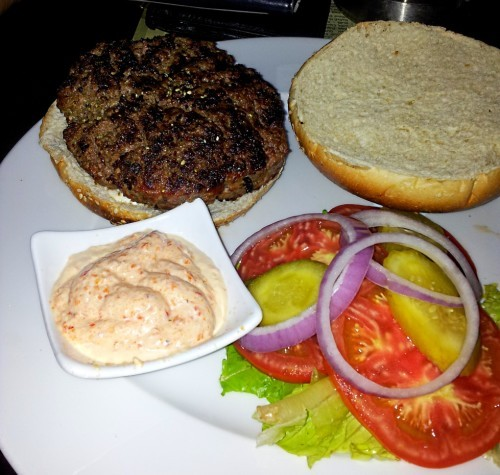 ההמבורגר של נולה סוקס