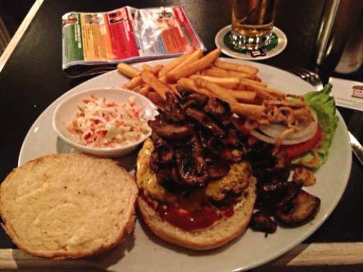The Bird - המבורגר מומלץ בברלין