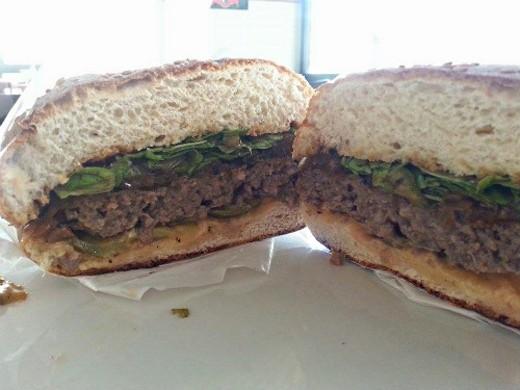 ההמבורגר של בטר בורגר