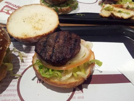 בורגרים קרליבך - ההמבורגר שהפתיעה