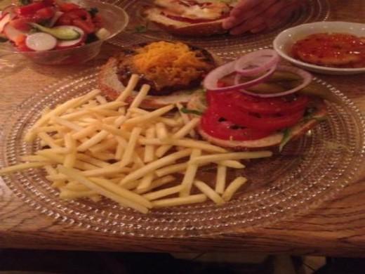 ההמבורגר המדגמן של אורבנו וייחו