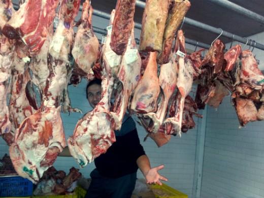 ארקדי והבשר של חינוואי הרצליה פיתוח