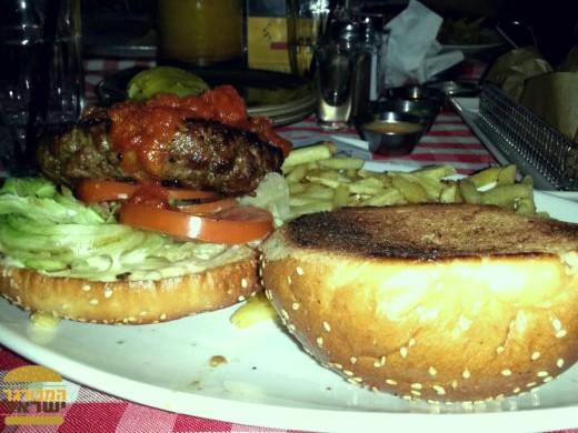 קפאסה - המבורגר ברצלונה