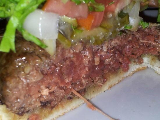 BBB רמת החייל - המבורגר אנטריקוט
