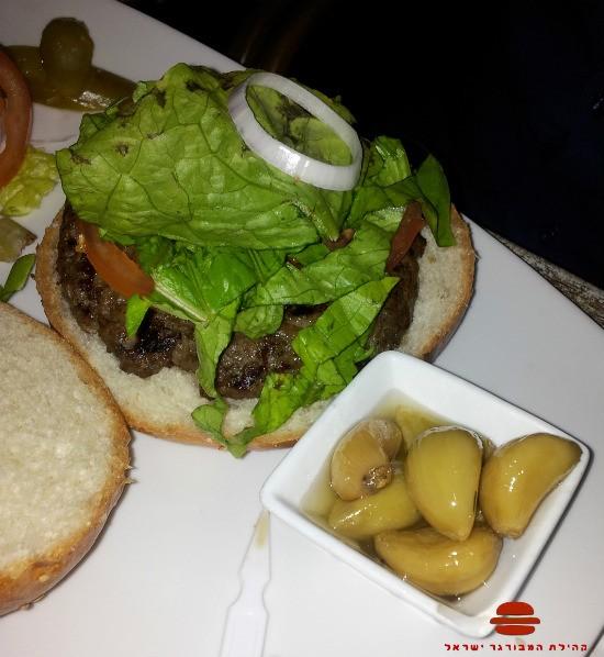 הנשיא 1 - המבורגר אכזבה באשקלון