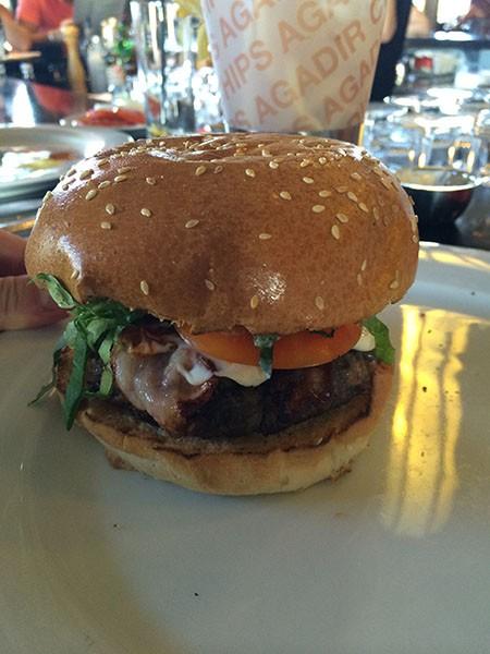 אגאדיר אילת - ההמבורגר הטוב ביותר ברשת?