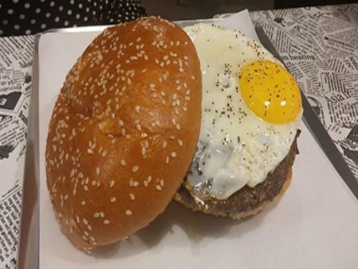 בורגר פוינט - המבורגר כשר בחולון
