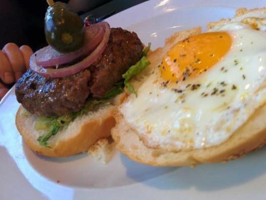 מסעדת סזר - ההמבורגר המאכזב