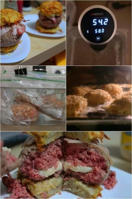 מתכון להמבורגר עם סו-ויד