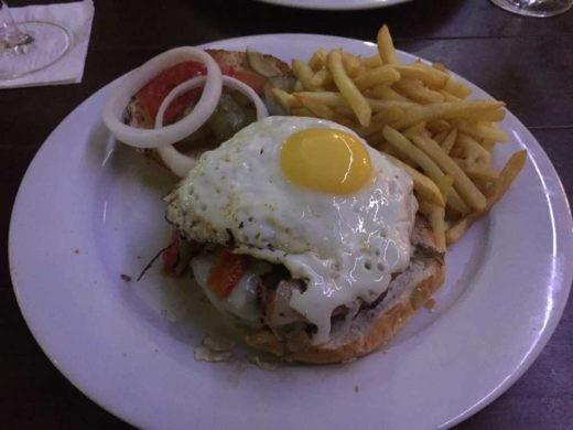 הייגרבורגר של אגאדיר הרצליה