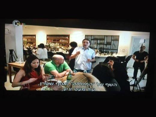 קהילת המבורגר ישראל מופיע בערוץ 10!