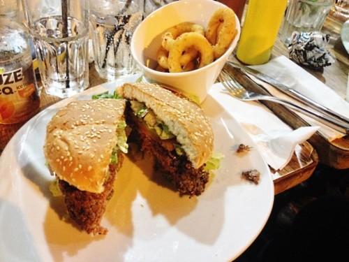 שושה שף בורגר - 500 גר' המבורגר