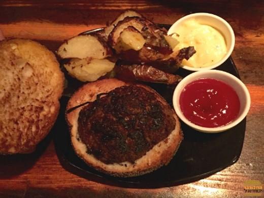 ההמבורגר של שרינק בר