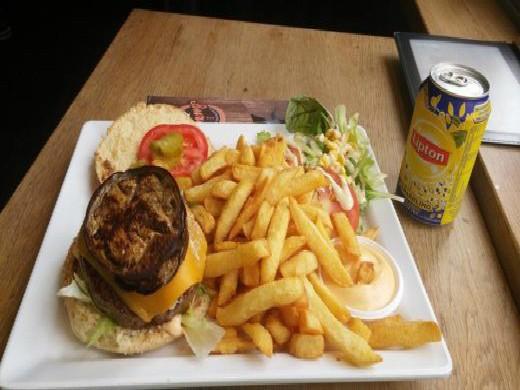 ההמבורגר של Burger Zaken