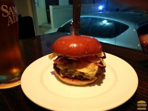 פרוזדור - המבורגר עם תפוצ'יפס!?