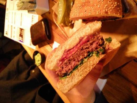ההמבורגר של תל אביב בר