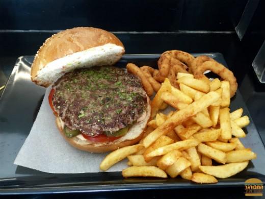 לה קרנה - המבורגר איכותי ומשתלם