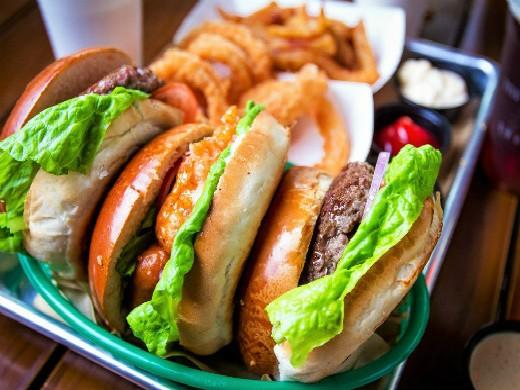 ההמבורגר של קפטן בורגר