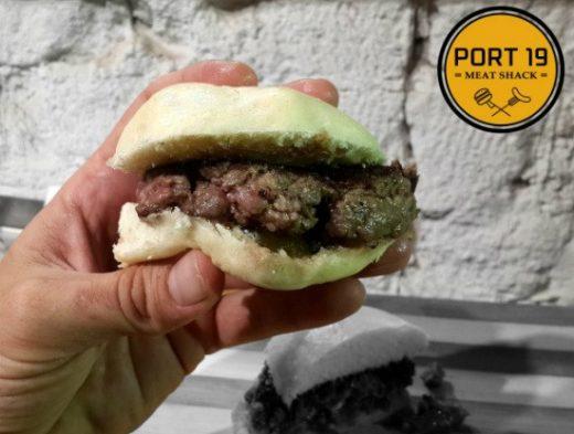 פורט 19 - המבורגר ואגיו חדש