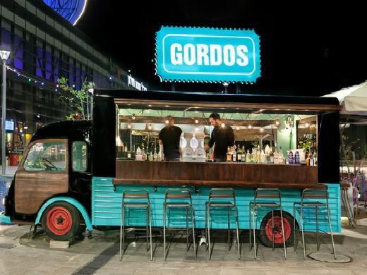 המשאית של גורדוס חולון, מקור: יח