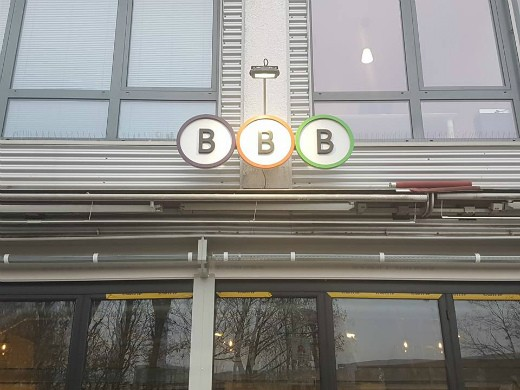 bbb berlin - הסניף הגרמני של הרשת