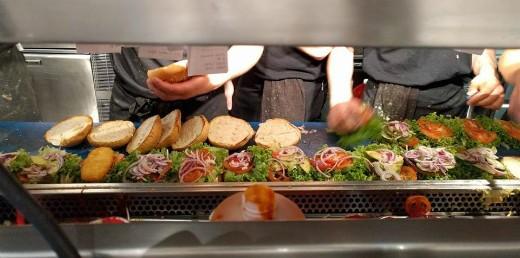 פרבורגר ניו זילנד - המבורגר מומלץ