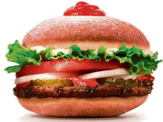 sufganiking - המבורגר סופגנייה של ברגר קינג