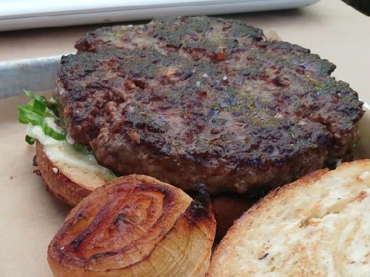 ההמבורגר של M25