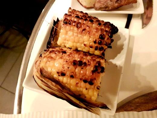 מרינדו אחד העם - תירס חם עם חמאה