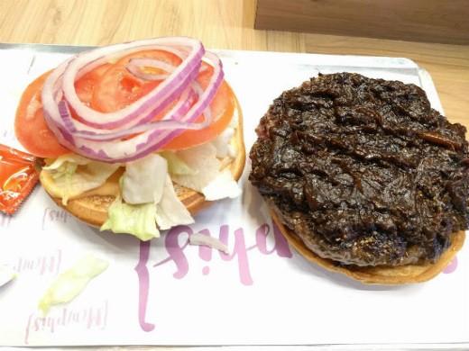 ממפיס - המבורגר פרימיום כשר בתל אביב