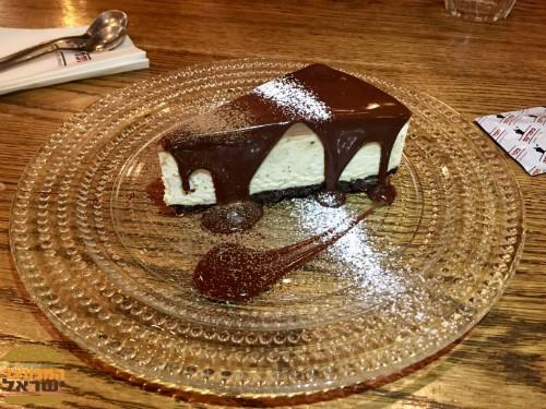 מסעדת פפריקה - עוגת אוראו