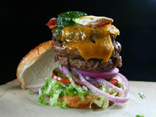 מסעדת פפריקה - המבורגר ניו יורק מטורף