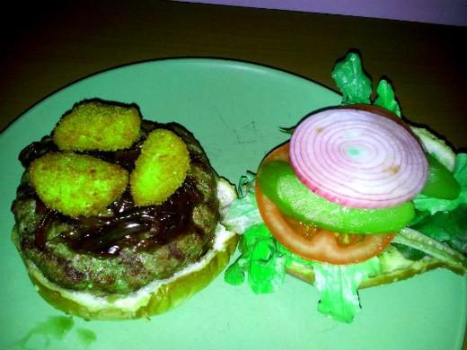 לופט משלוח - שדרוג להמבורגר