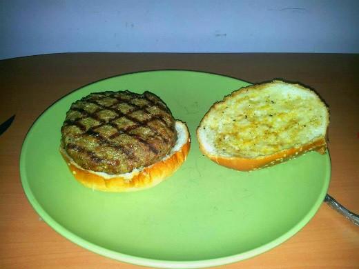 לופט משלוח - ההמבורגר