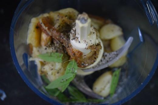 מתכון המבורגר ים תיכוני - רעננות מפתיעה
