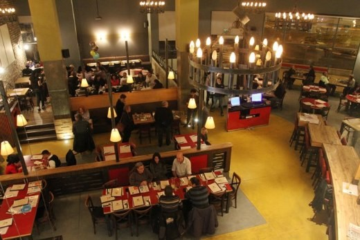 """מסעדת פפריקה בפתח תקווה, מקור: יח""""צ"""
